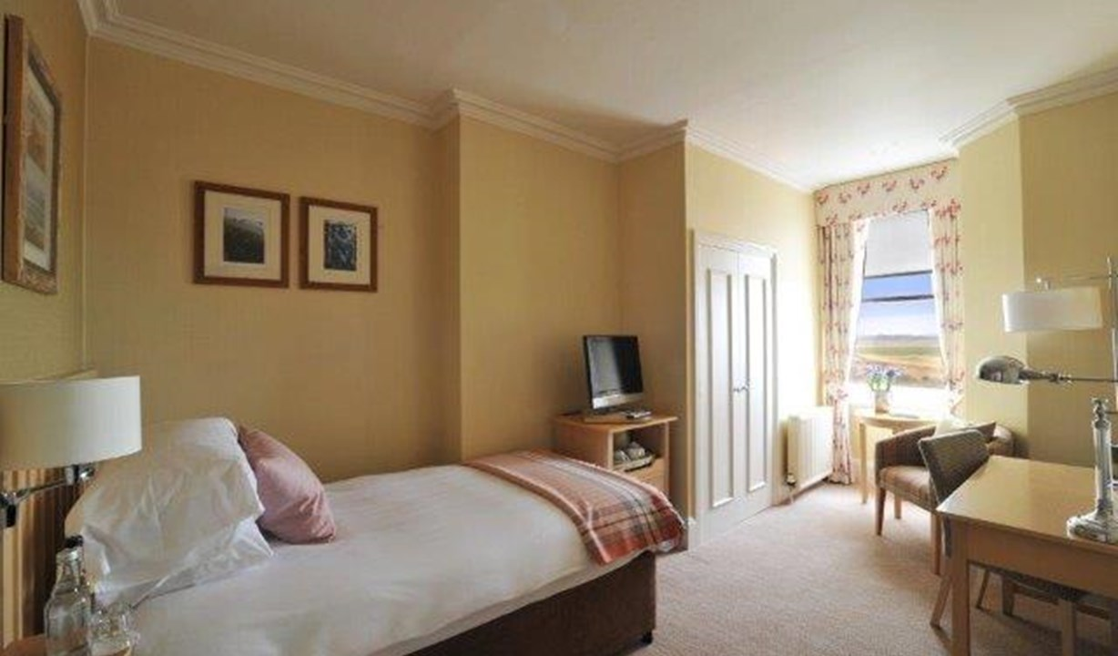 Brudenell Hotel - Aldeburgh - Single bedroom
